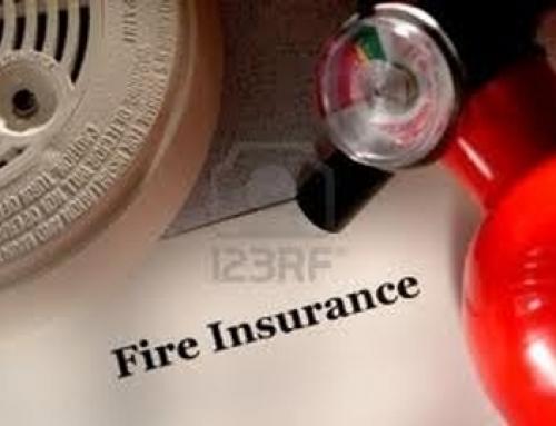 أنواع وثائق تأمين الحريق
