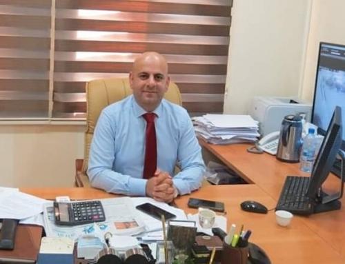 ترقية الدكتور مؤيد الكلوب الى منصب نائب مدير الاتحاد الاردني لشركات التامين